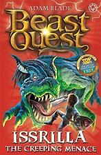 NEW - Beast Quest: 69: Issrilla the Creeping Menace by Blade, Adam