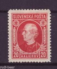 Slovacchia n. 37 * Andrej Hlinka politici & cattolica gesitlicher -5