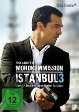 EROL SANDER - MORDKOMMISSION ISTANBUL-BOX 3 (3EPISODEN) 2 DVD NEU
