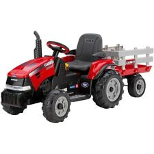 Kids Ride On Toys Childrens Battery Powered Operated 12 Volt Motorized Tractor