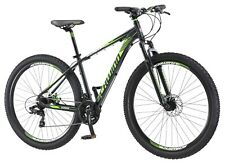 "29"" Men's Schwinn Boundary Mountain Bike, Black/Green IN HAND READY TO SHIP!!!"