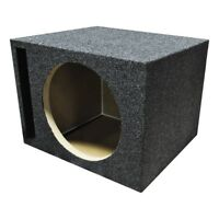 Qpower QHD115V 15 in. Single MDF Woofer Box Vented