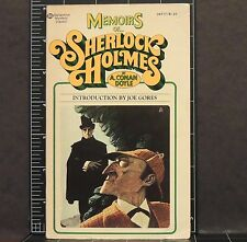 Memoirs of Sherlock Holmes by A. Conan Doyle  1975 A Ballantine Mystery Classic