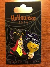 JAFAR Halloween 2016 Pin Stained Glass Villains Series  LE3000 Aladdin