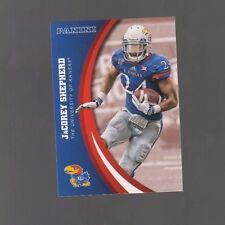 2016 Panini Kansas #48 JaCorey Shepherd KU Jayhawks Rare Base Sports Card