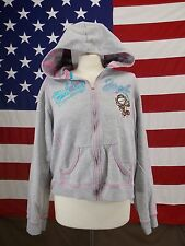 Bobby Jack  Hoodie Girls Youth Long Sleeve Cotton Blend  Girl's Size XXL