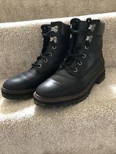 black timberland boots size 6