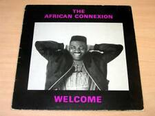 The African Connexion/Welcome/1988 Sidewinder LP