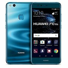 Huawei P10 Lite WAS-LX3 32GB Unlocked GSM Phone w/ 12MP Camera - Sapphire Blue