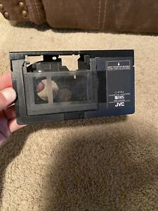 Original OEM JVC C-P7U Motorized Cassette Adapter Compact VHS-C to VHS PlayPak