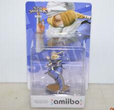 Sheik Amiibo Super Smash Bros Series Level Up to 50 - Nintendo Wii U US Version