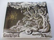 GOATWHORE - Constricting Rage of the Merciless CD Digipak New/Sealed