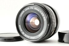 [Excellent+] Canon FD 28mm f2.8 SC S.C. MF Wide Angle Lens from JAPAN #43
