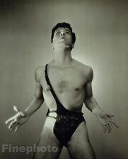 1951 NEW YORK CITY BALLET Male Nude NICHOLAS MAGALLANES Photo GEORGE PLATT LYNES