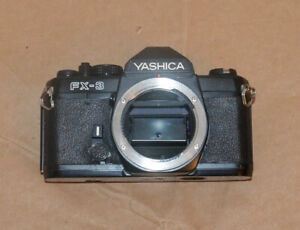YASHICA FX-3 Kamera Gehäuse Camera Body