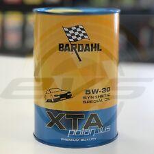 BARDAHL XTA 5W30 5W-30 Polarplus ACEA A3 B4 Olio Motore Auto 100% Sintetico 1 Lt