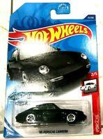 /'96 Porsche Carrera Hot Wheels 2020 Case C Porsche 2//5 Mattel