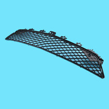 Front Bumper Mesh Grille For Mercedes-Benz W204 C250 C350 2012- 2014 AMG PACKAGE