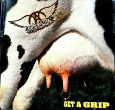 Aerosmith - Get A Grip  -  CD, VG