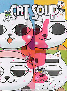 Cat Soup (DVD, 2003, Limited Edition w/Liquid Art Packaging)