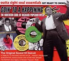 V.A. * Goin' To A Happening – The Northern Soul Of Richard 'Popcorn' Wylie  CD