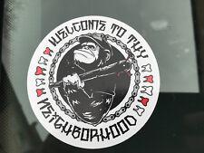 Feinstaubplakette Aufkleber Sticker Diesel Tuning welcome.Ultras MMA Kampfsport
