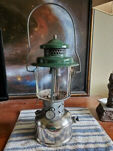 Coleman 220d lantern duel mantel b/47