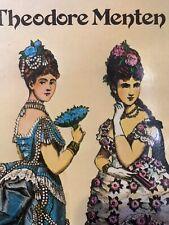 Victorian Fashion Paper Dolls from Harper's Bazar 1867-98 1970's Paper Doll Book