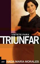 NEW Vístete para triunfar (Spanish Edition) by Hada María Morales