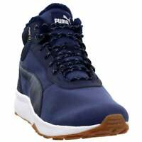 Puma ST Activate Mid WTR PureTex Sneakers Casual    - Navy - Mens