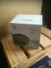 Google Home Mini (brand new, boxed, unwanted gift)