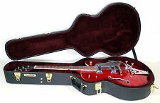 1978 Gretsch 7655 Chet Atkins Tennessean Electric Guitar Transparent Red W/ OHSC