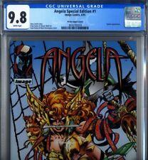 PRIMO:  ANGELA Special Edition #1 Pirate Spawn NM/MT 9.8 HIGHEST CGC CENSUS