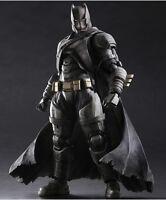 Play Arts Kai Batman vs Superman Armored Batman Action Figures Statue Comic Toy