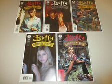 Buffy The Vampire Slayer #1-5  VF/NM  (1998 Dark Horse Series) 1 2 3 4 5