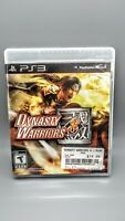 Dynasty Warriors 8 (Sony Playstation 3) *Complete*