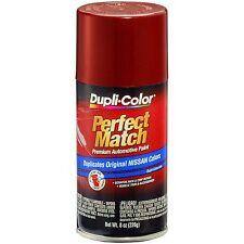 Duplicolor BNS0572 For Nissan Code AH2 Burgundy Berry 8 oz. Aerosol Spray Paint
