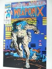 1 x comic-estados unidos-Weapon X-nº 80-inglés-Marvel-z.1