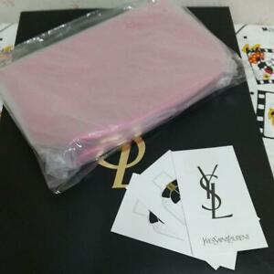 Yves Saint Laurent Cosmetic Pouch from Japan New E171