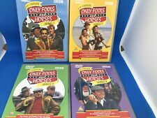 Only Fools and Horses - The Complete Series 1 -4 Dvd Set
