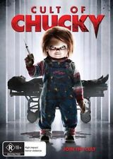 Cult Of CHUCKY - 2017 : NEW DVD