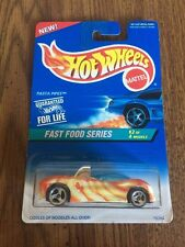 1995 Hot Wheels FAST FOOD SERIES PASTA PIPES #2 of 4 cars