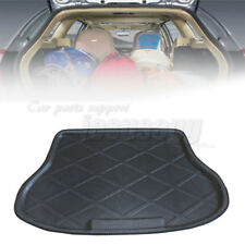 Trunk Cargo Boot Rear Black Liner Floor Tray Mat For Honda Civic Sedan 2006-2011