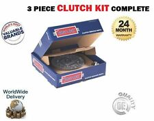 FOR PEUGEOT 206 2.0 HDI 2.0i S16 RC 1999 >ON NEW 3 PIECE CLUTCH KIT
