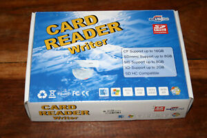 Internal Card Reader Writer Silver