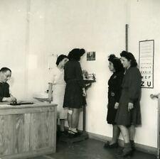 France Paris WWII Propaganda Modern French Factory Medicine Press Photo 1944