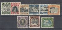 Cook Islands KGVI 1944 Set To 3/- SG137/145 MH J7593