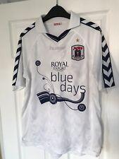 Rare AGF Aarhus Football Shirt 2005/06 jersey hummel Large Denmark Soccer
