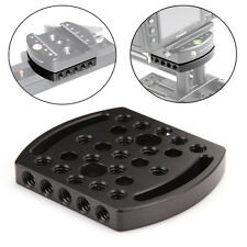 """Cheese Bridge 1/4""""Base Plate Holder For Manfrotto Arca Swiss RRS B2-LR-II 1568"""