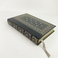 Wuthering Heights Emily Bronte Franklin Library Oxford University Press Gilded